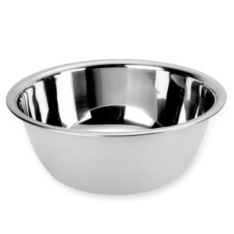 Thickened stainless steel mixing bowl 22 cm diameter 1 Piece - intl - 3