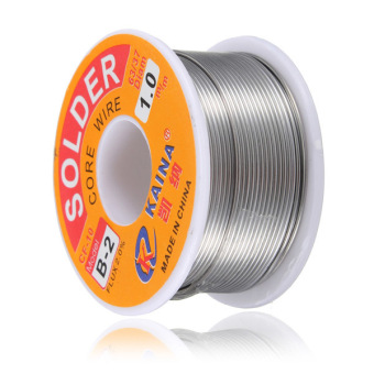 Tin Solder Welding Iron Wire Reel 1mm - picture 2