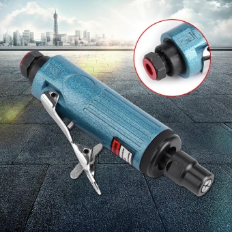 TMISHION 1/4'' Air Pneumatic Angle Die Grinder Polisher Cleaning Tool (Sliver) - intl - 3