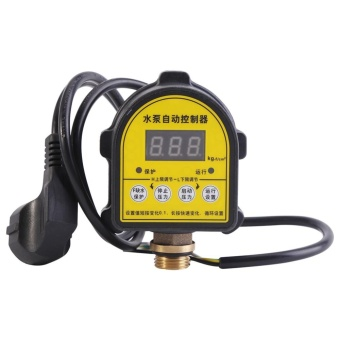 TMISHION 220V Household Automatic Digital Water Pump PressureController Intelligent ON/OFF Switch - intl