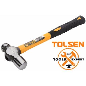 Tolsen Ball Pein Hammer Fiberglass Handle (32oz)