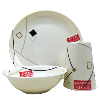 Top Standard M20002 Dinnerware cube set (6-set) - 2