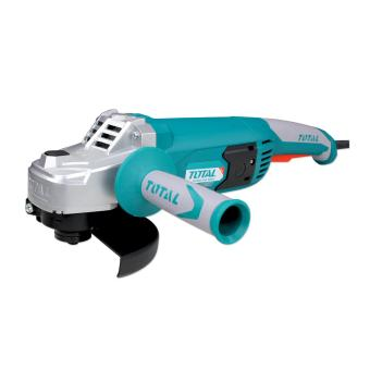 Total TG1241806 2350W Heavy Duty Electric Angle Grinder