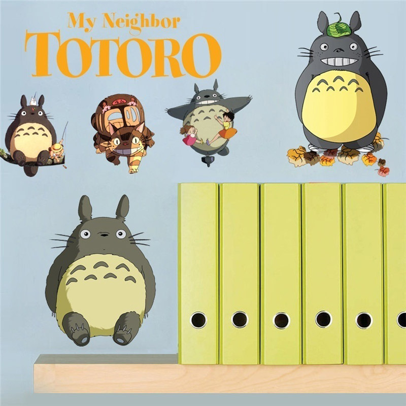 Philippines   TOTORO DIY Art Quote Wall Decal Decor Room Stickers ...