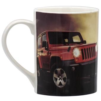 Trendy Car Mug Coffee Mug (Multicolor) - picture 2