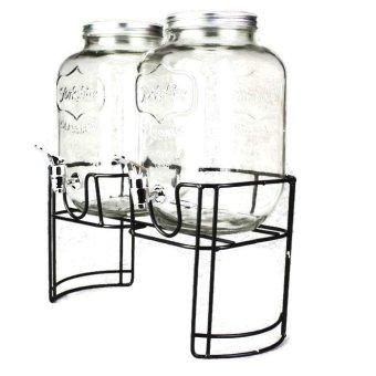 how to make a beverage dispenser