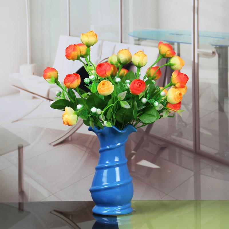 Two-Tone model European big rose