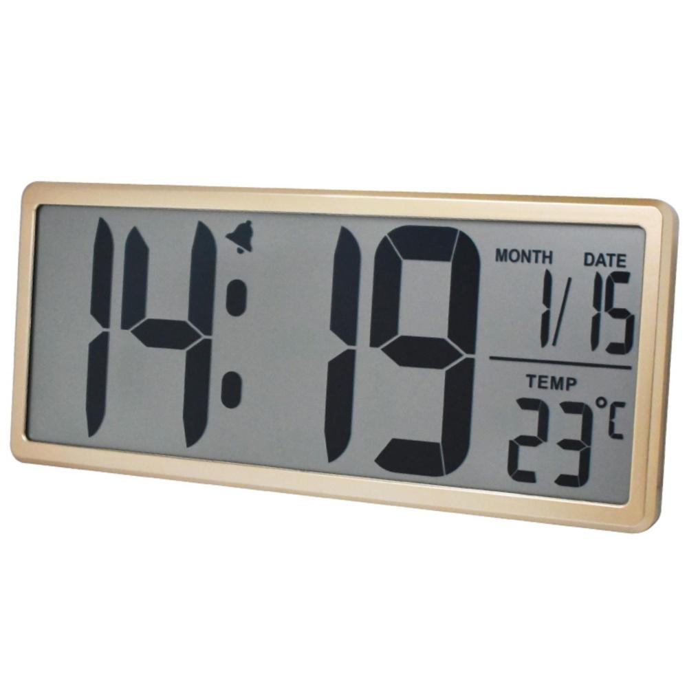Philippines Txl Digital Large Lcd Screen Display Alarm Clockwall
