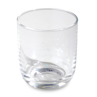 Union Glass Tumbler 8oz Set of 12 (White) with FREE Thermal Bag - picture 2