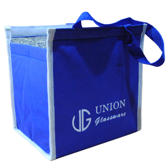 Union Glass Tumbler 8oz Set of 12 (White) with Free Thermal Bag - picture 4