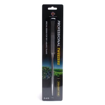 UP Aqua Stainless Plant Tweezer (Silver)