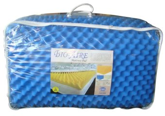 Uratex Bio-Aire Mattress Pads (Blue)