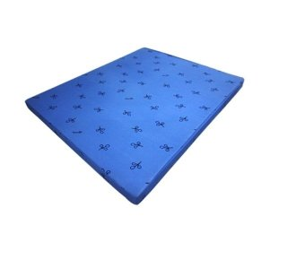 Uratex HCRBC 0004 Foam 4X60X75 (Light Blue)