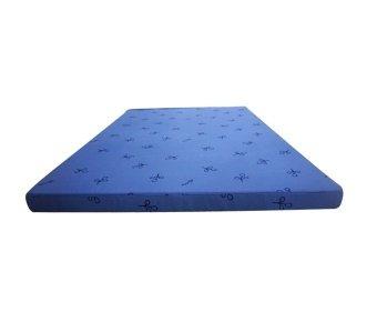 Uratex HCRBC 0004 Foam 4X60X75 (Light Blue) - picture 2