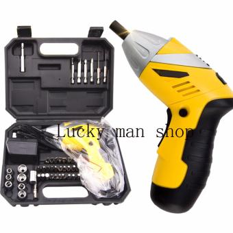 USA TOP ONE lazada and USA best selling Power Tools Kit CordlessScrewdriver 4.8V