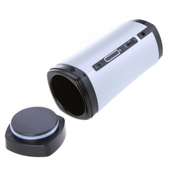 USB heating rechargeable coffee cup (white) - Intl - 3