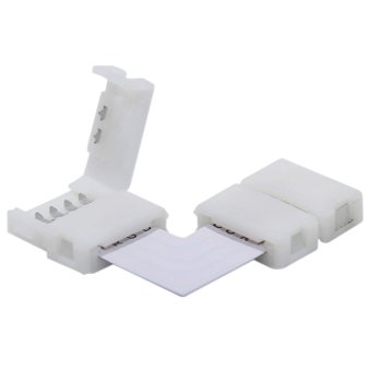 Velishy Adapters LED Strip Connectors T L X Shape