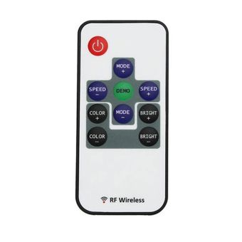 Velishy Wireless Remote Controller for Led Strip Light 10 Key - picture 2