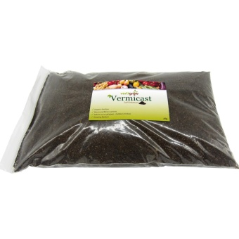 Vertigrow Vermicast Nature's Perfect Plant Food VermicompostOrganic Garden Vermi Fertilizer 4KG