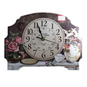 Vintage Wall/Desk Clock