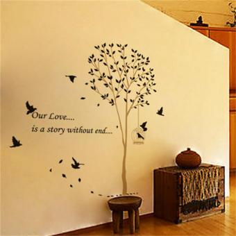 Wall Sticker Home Decor Art Removable Mural Decal Vinyl Tree Paper Living Room - 3