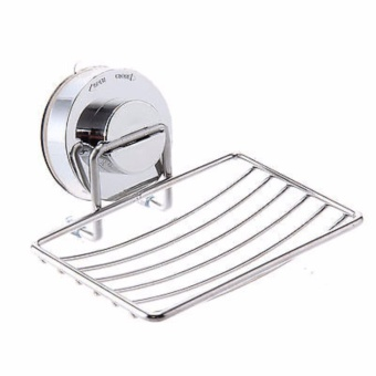 Wall Strong Suction Bathroom Rack Soap Holder - intl - 3