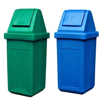 Waste Master King (Green) and Waste Master Medium (Blue) Bundle - picture 2
