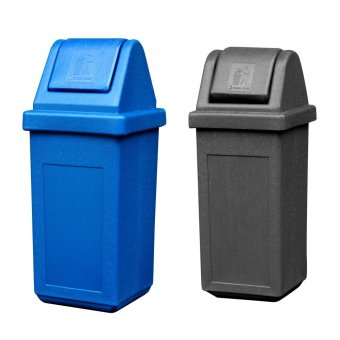 Waste Master Medium (Blue) and Waste Master Small (Black) Bundle