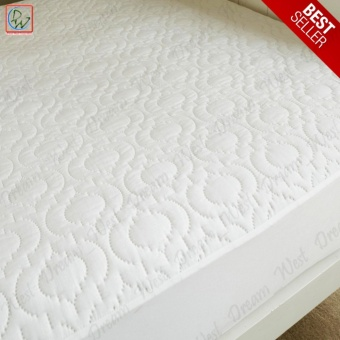 Waterproof Mattress Protector Full Size Lifestyle by Canadian Price Philippines
