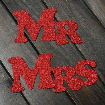 WEDDING GIFT MR & MRS LETTERS MR & MRS SIGN MR AND MRS LETTERS - intl - 4