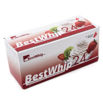 Whip Cream Charger 8g Box of 24's - 3