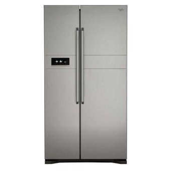 Whirlpool 7S21FNI 21 cu. ft Side by Side Refrigerator (Silver)