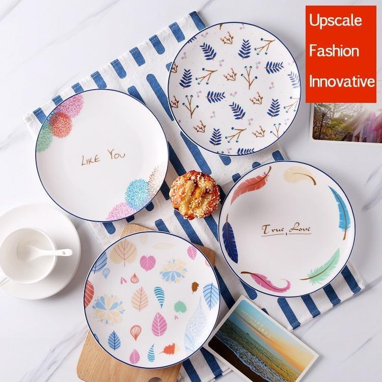 ... Winter Frost White Dinnerware PlatePolish Pottery Hand PaintedCeramic Dinner Plate Diameter ...  sc 1 th 225 & Philippines | Winter Frost White Dinnerware PlatePolish Pottery ...