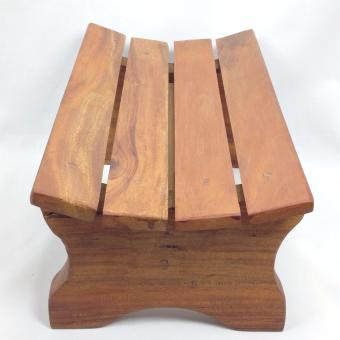 WOODEN MINI-CHAIR (6 INCHES HEIGHT) - 5