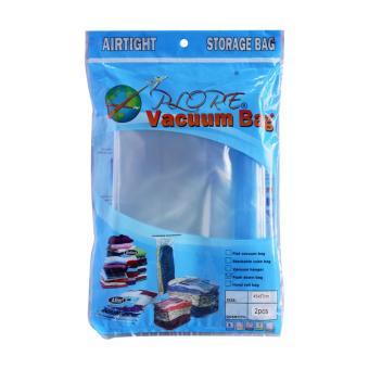 Xplore Vacuum Push Down Bag Set of 4 with 1 piece Hand Pump - 2
