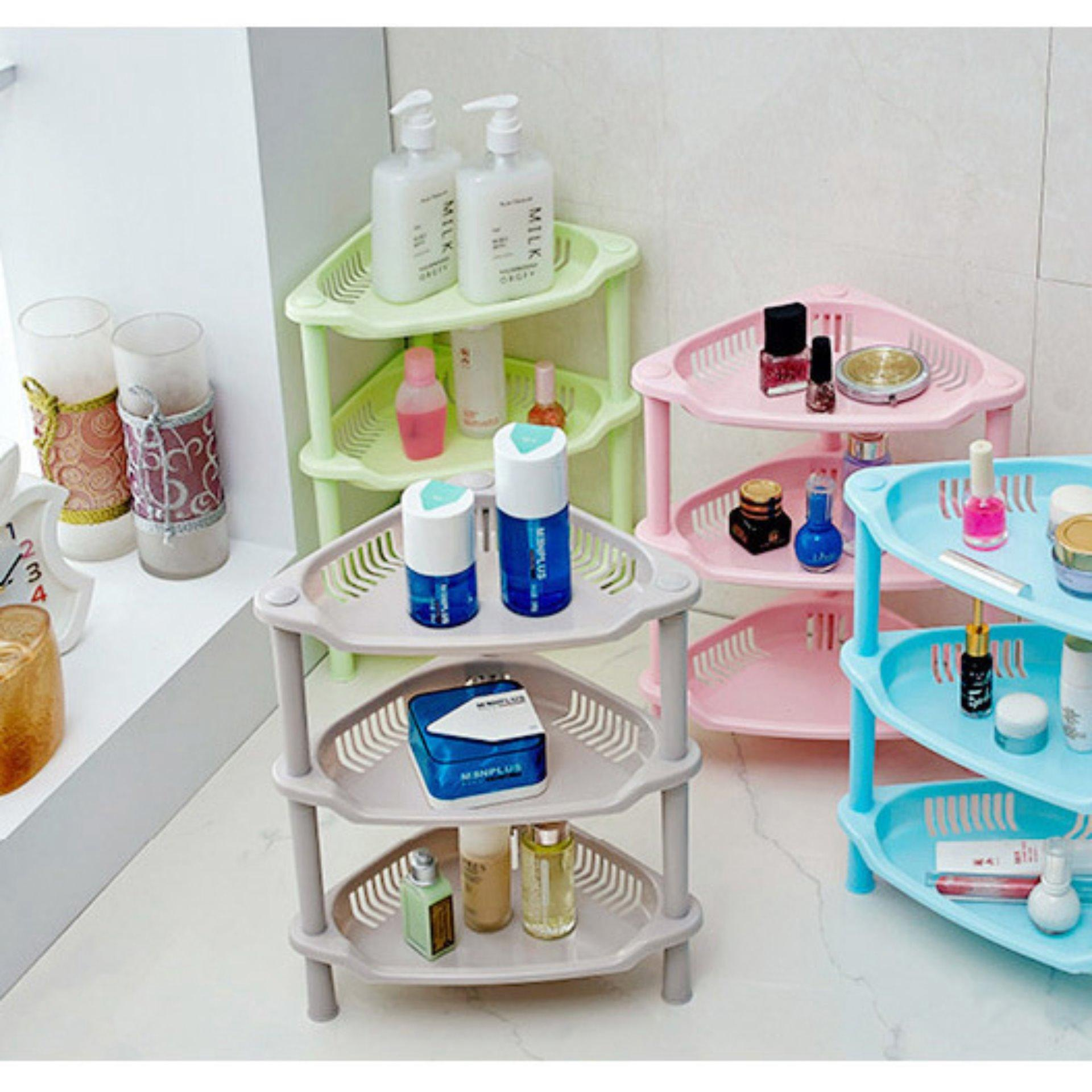 Philippines | XYS COLLECTION Strong Suction Shower Caddy Bathroom ...