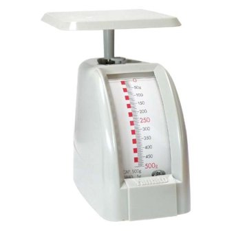 Yamato Mechanical Letter Scale 500g (White)