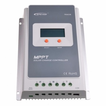 Y&H 20A MPPT Solar Charge Controller 12V/24V Charge Regulator 100V PV Input LCD Display Tracer 2210A Series - intl