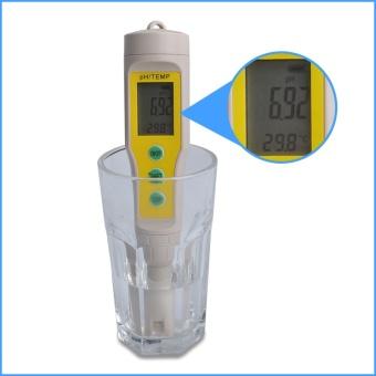 yieryi Newly Design Digital LCD PH Meter Soil Aquarium Safe PoolWater Wine Urine Tester Analyzer PH-3 PH-03 Acidity AlkalinityAnalyzer Water quality analysis equipment - intl - 5