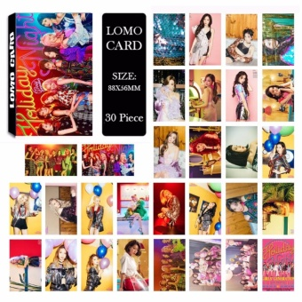 Youpop KPOP Girls Generation Holiday Night SNSD Album LOMO CardsK-POP New Fashion Self Made