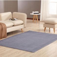 ZH Shopping Modern Silk Rectangular Living Room Bedroom Carpet 160120cm Intl