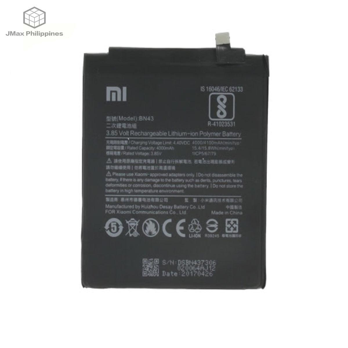 Xiaomi Mi BN43 Battery For REDMi Note4X