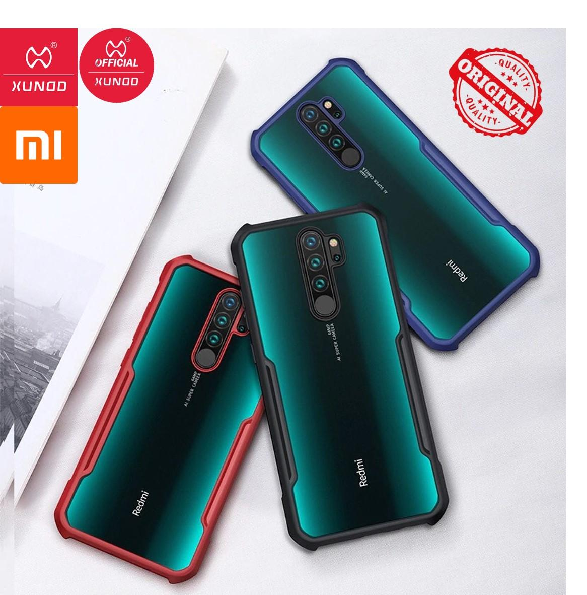 Xiaomi Redmi Note 8 Note 8 Pro Xundd Beetle Case Slim Shockproof Case Lazada Ph