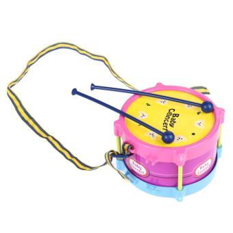 11PCS/Set Baby Intelligence Toys Rattles and Teether Jingle BallRing Baby Rattles Toys - intl - 4