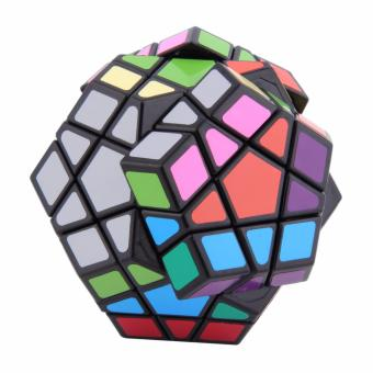 12-Face Rubiks Magic Speed Cube Puzzle - 2