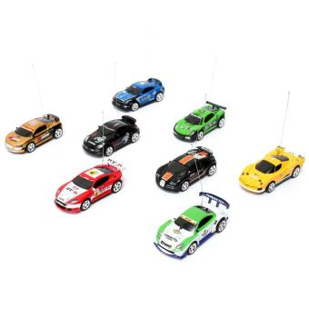 1:58 Coke Can Radio Remote Control Racing Car Kids Toy - 4