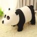 1pc 25cm We Bare bears Cartoon Bear, stuffed plush toy doll, grizzly gray white bear panda, doll birthday gift, kids toy - intl - 2