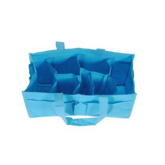 2017 practical pregnant woman handbag portable packet baby diapersdiaper change bag milk bottle locker inner container blue pink -intl - 5