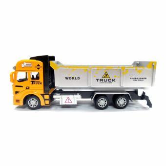 2211 Dump Truck Pull-Back Toy - 2
