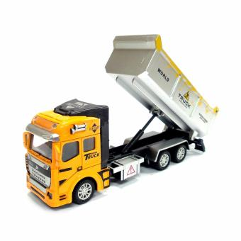 2211 Dump Truck Pull-Back Toy - 3